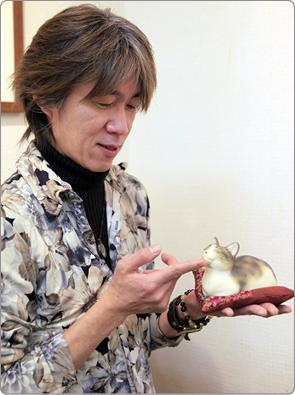 佐山 泰弘(12期) 造形作家、画家