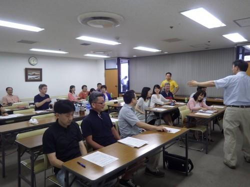 15期生卒業30周年学年同窓会 第1回実行委員会