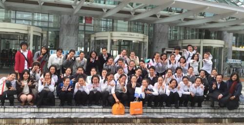 吹奏楽部3年連続で東日本学校吹奏楽大会金賞
